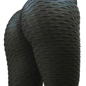 Black Brazilian Butt Athletic Pants